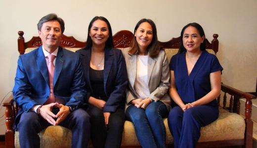 Familia UTPL Alumni, Esteban Sarmiento Jaramillo